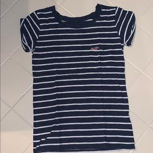 Hollister Stripped T-shirt